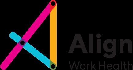 Align Work Health Logo